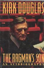 Kirk Douglas Signed The Ragman's Son - Auotbio. 1988 NF