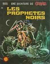 BUSCEMA . CONAN N°8 . LES PROPHÈTES NOIRS . LUG . 1978 .