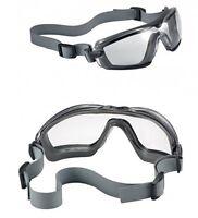 Bolle Cobra Cobtprpsi Tpr Sicurezza Occhiali Sigillato Cinturino Anti Mist Zero