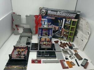 WWE Micro Aggression Crash and Bash Lot