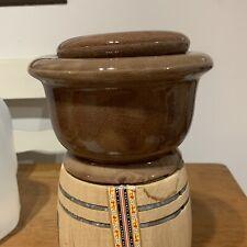 African Violet Pot Self Watering Ceramic Pot