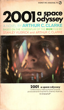 2001: A Space Odyssey by Arthur C. Clarke ( Signet | 25th. Printing | 1968 )