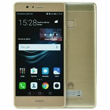 """Huawei P9 Lite 16GB Unlocked 4G 13.0MP Camera 5.2"""" Inch Android Smartphone Gold"""