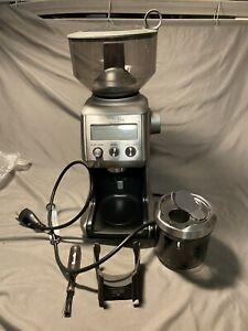 Breville Smart Coffee Grinder BCG800XL Stainless Steel
