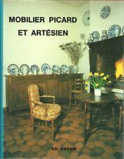 MOBILIER PICARD ET ARTESIEN - DECORATION - MEUBLES - REGIONALISME NORD - MAISON