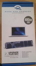 OWC AURA SSD Upgrade 480GBSSD 2010-11 MacBook Air. Kit with Envoy/SEALED  (34)