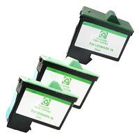 3* PACK LXM16 26 Ink Cartridges for Lexmark Z13 23 25 34 35 515 600 602 Printers