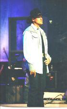 Rare Trace Adkins Candid 4 X 6 Concert Photo
