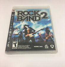 Rock Band 2 PlayStation 3 2008 PS3 Video Game Only