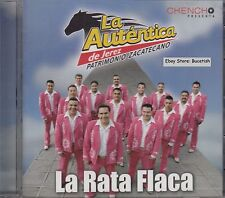 La Autentica De Jerez Patrimonio Zacatecano La Rata Flaca CD New Nuevo Sealed