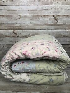 Simply Shabby Chic Twin Sz Patchwork Bed Quilt