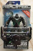 """Real Steel Jakks Pacific ZEUS 5"""" Action Figure Series 2 2011 king of the robots"""