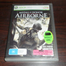 Microsoft Xbox 360. Medal of Honor Airborne Ex Rental (PAL AUS/EUR)