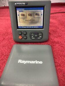 Raymarine st70 color autopilot display. No reserve!