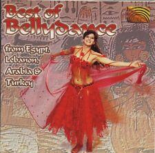 HOSSAM RAMZY et al Best Bellydance From Egypt, Lebanon, Arabia, Turkey - 1997 CD