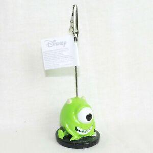 DISNEY Fotohalter * MIKE - Monsters Inc.* Deko Figur Foto Clip Tischkarten Pixar