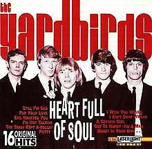 Yardbirds-Heart Full of Soul von the Yardbirds   CD   Zustand gut