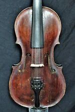 "Sehr alte Geige bez. ""J. G. PSENNER INSBRUCK 1789"" - Very old violin"