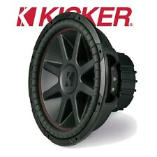 Kicker CompVR 15 - 38cm Subwoofer 380mm Bass  2x2ohm Woofer auto PKW KFZ 38er