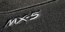 Genuine Mazda MX-5 Floors Mats Luxury 2008 Onwards