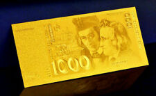 "★★ ALLEMAGNE / GERMANY : BILLET POLYMER "" OR "" DU 1000 DEUTSCHE MARK 1991 ★★"