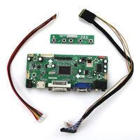 "HDMI VGA 68676 Controller board driver kit diy for LP156WH2 Panel 1366*768 15.6"""