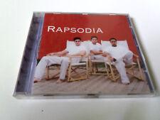 """RAPSODIA """"RAPSODIA"""" CD 10 TRACKS PRECINTADO SEALED"""