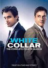 White Collar: The Complete Fourth Season (DVD, 2013, 4-Disc Set)