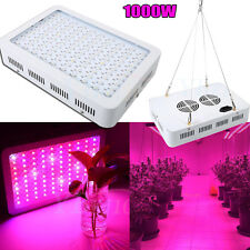 1000W Full Spectrum LED Plant Grow Light  Veg & Bloom Plante Hydroponique Lampe