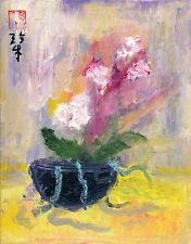 Janet Gunderson original oil painting