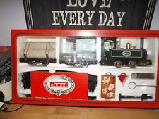 Mamod Live Steam Railway  RS1 Train Set Wagons and Loco.mint condition