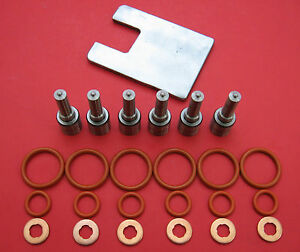 50HP 5.9L Cummins Injector Nozzle Set 2003 - 2004.5 OEM
