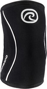 Rehband RX 5mm Elbow Sleeve Support - Black