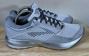 Women's Brooks Levitate Running Shoes White/Silver 1202581B131 Size 11.5 B