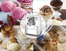Hard Ice Cream Machine Commercial Frozen Ice Cream Maker Refrigerator 1Head New