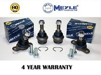 4 x VW TRANSPORTER T4 MEYLE HD UPPER & LOWER SUSPENSION ARM BALL JOINTS