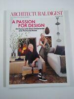 ARCHITECTURAL DIGEST 2011 NOVEMBER Ellen DeGeneres Portia De Rossi Design