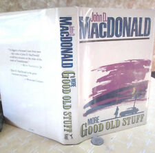 MORE GOOD OLD STUFF,1984,John D. MacDonald,1st Ed,DJ