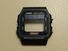 Casio WL-100 Vintage solar watch 617 module NOS front cover bezel