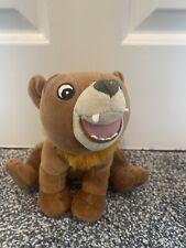 "Disney Brother Bear Film Kenai Koda Bear Soft Toy 8"" Plush Beanie Brown Bear"