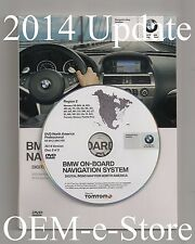 2007 2008 BMW 328i 328xi 335i 335xi Navigation DVD West Coast Map 2014 Update