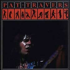 Pat Travers - Pat Travers [New CD] Rmst, Holland - Import