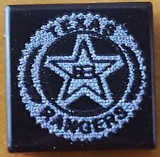 LEGO Custom Black 1x1 TEXAS RANGERS Badge Tile – LEGO POLICE