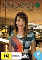 Food Safari : Series 4 (DVD, 2013, 2-Disc Set) - Region 4