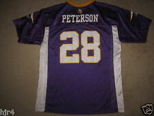 Adrian Peterson Minnesota Vikings Reebok NFL Jersey Youth XL 18-20