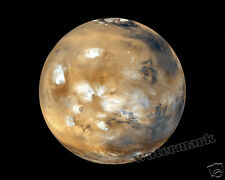 Photograph NASA Outer Space Exploration Planet Mars     1999   11x14