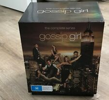 GOSSIP GIRL: THE COMPLETE SERIES 30-DVD SPECIAL EDITION SET OF DRAWS BOXSET NEW