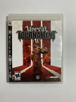 PS3 Unreal Tournament III (Sony PlayStation 3, 2007)