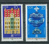 DDR Briefmarken 1984 Leipziger Messe Mi.Nr.2891 und 2892** postfrisch