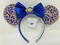 Disney Parks Annual Passholder Ear Headband AP WDW 2021 Mickey Mouse Minnie NWT